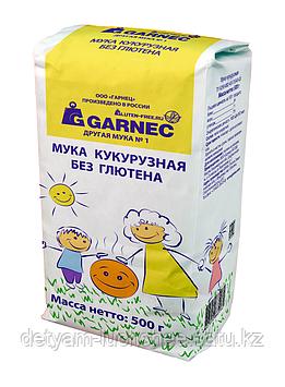 Безглютеновая кукурузная мука Гарнец 500 грамм