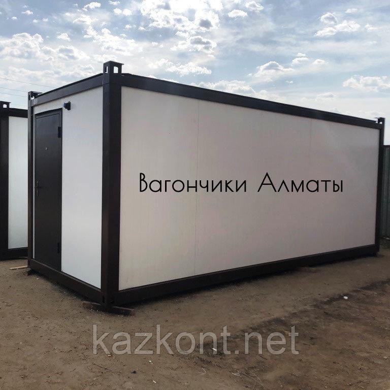 Вагончик, вагончики Алматы.
