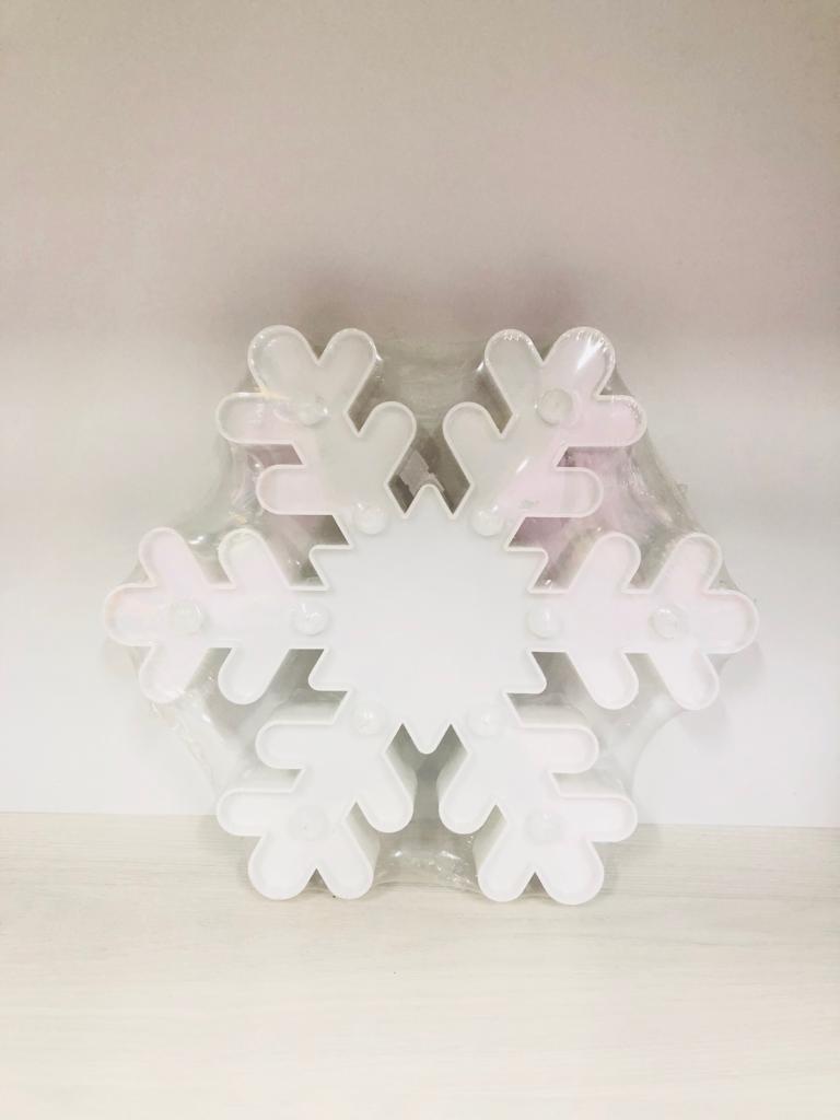 Ночник снежинка