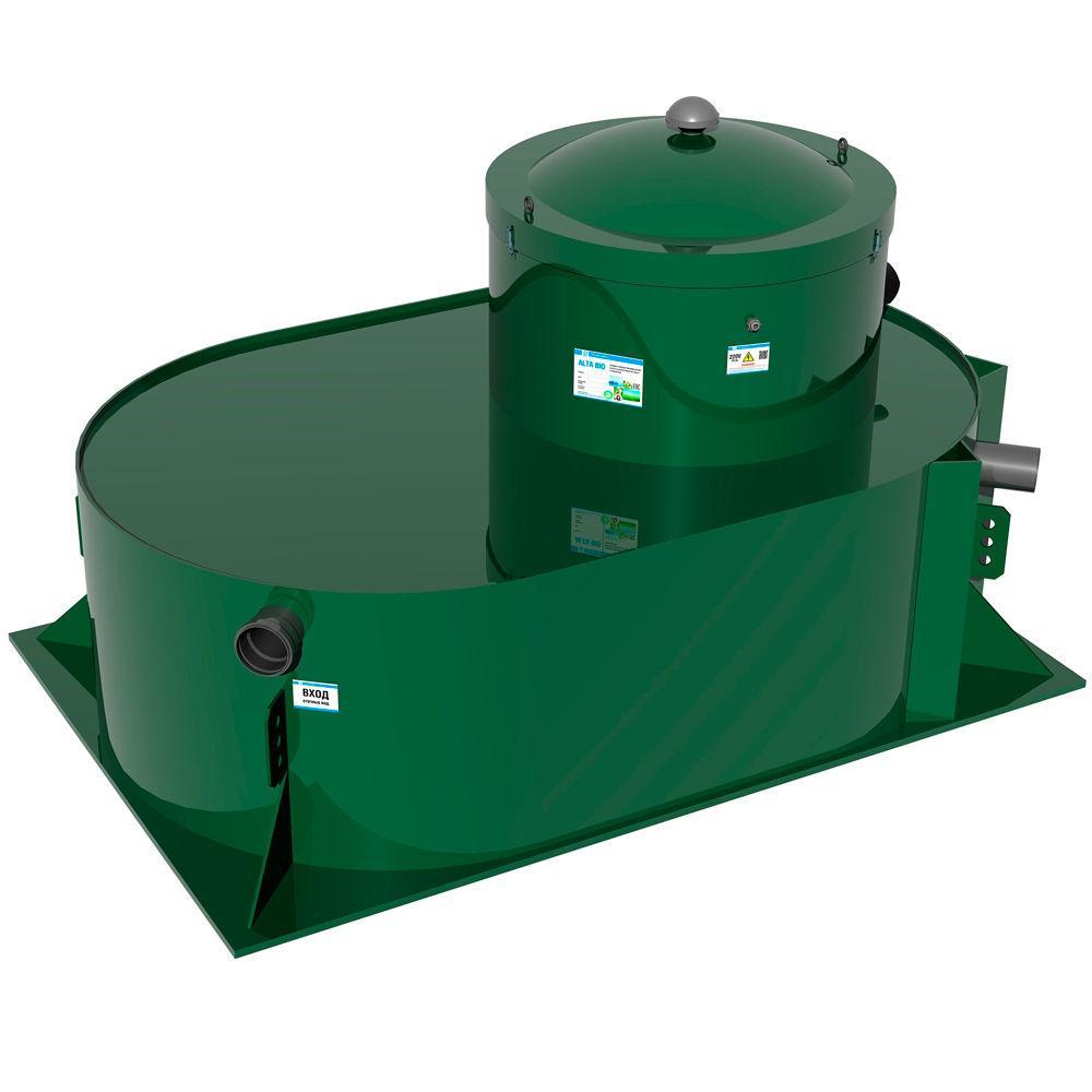 Автономная канализация Alta Bio 5 + Low