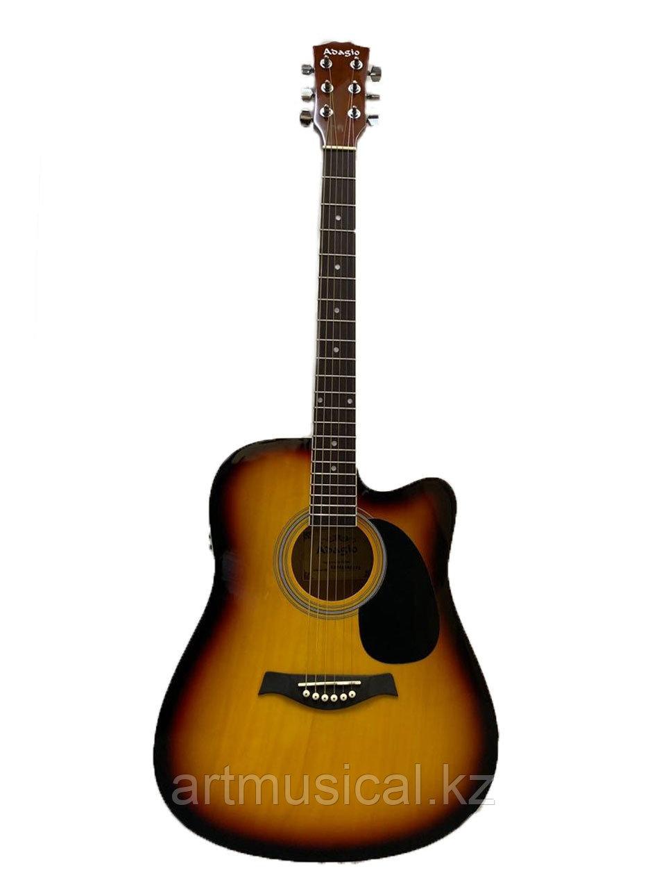 Электроакустическая гитара Adagio 4170CE SB