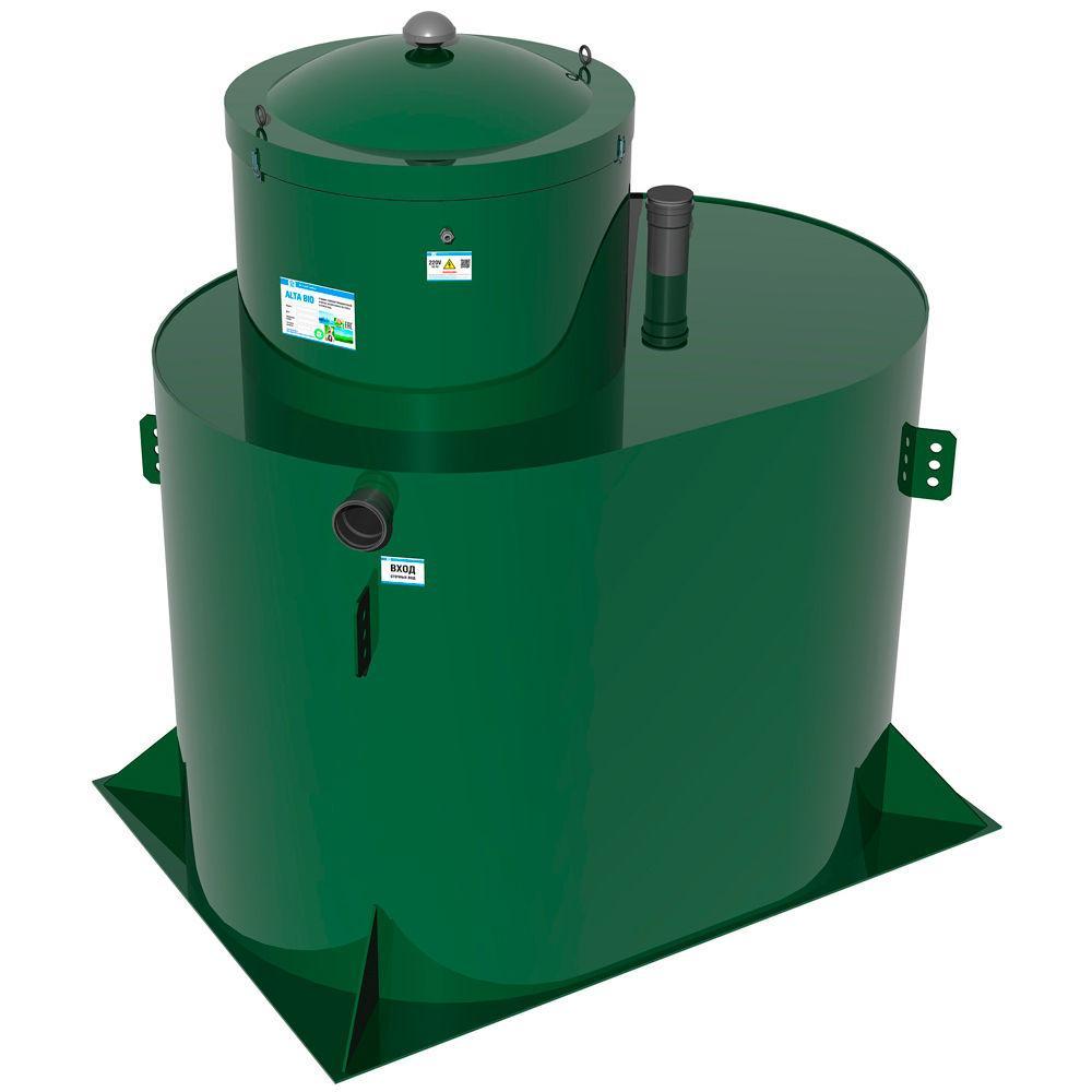 Автономная канализация Alta Bio 10