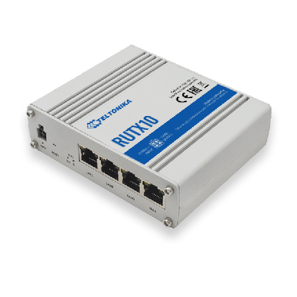 Wi-Fi роутер Teltonika RUTX10, фото 2