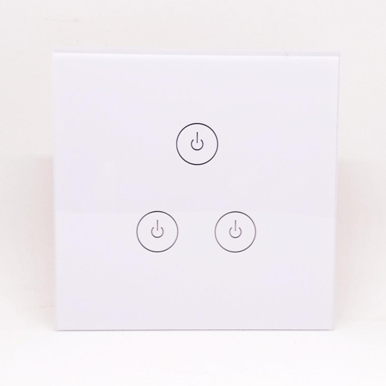 Умный WiFi выключатель STL WF086T03