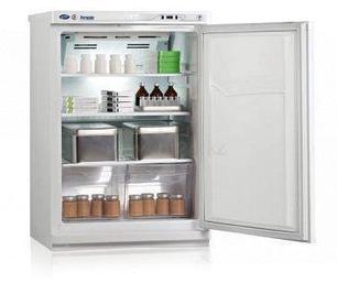 Фармацевтический холодильник POZIS с глухой дверью