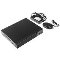 Видеорегистратор мультигибрид Progressive RA-441, AHD/CVI/TVI/IP, 1080 Р, 4 канала