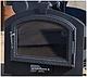"""Печь для бани """"Горыныч-3"""" на 3 помещения с баком для воды 100л (левый или правый) Дверца со стеклом, фото 3"""