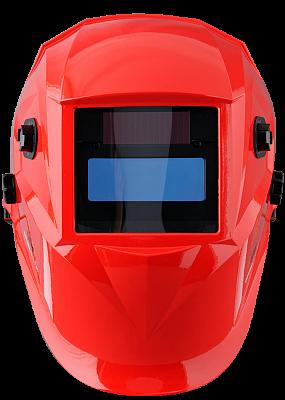 """Маска сварщика """"Хамелеон"""" OPTIMA 9.13 RED, фото 2"""