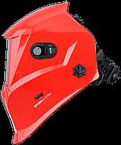 """Маска сварщика """"Хамелеон"""" OPTIMA 9.13 RED, фото 3"""
