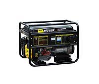 Бензиновый генератор 7,5 кВт 380В HUTER DY9500LX-3 электростартер