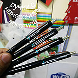 Ручки с нанесением логотипа в Алматы, фото 4
