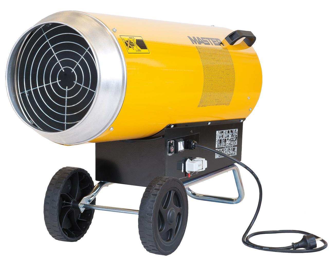 Газовый нагреватель MASTER BLP 103 ET