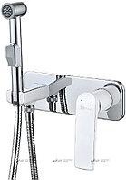 Гигиенический душ Lemark Allegro LM5919CW со смесителем, фото 1