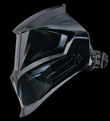 Маска сварщика «Хамелеон», OPTIMA 4-13 Visor Black, фото 2