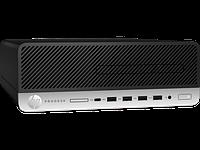Системный блок HP 5RM90EA ProDesk 600 G4 SFF,Platinum,i5-8500,4GB,1TB,DOS,No ODD,3yw,USB kbd,mouse USB,HDMI Po