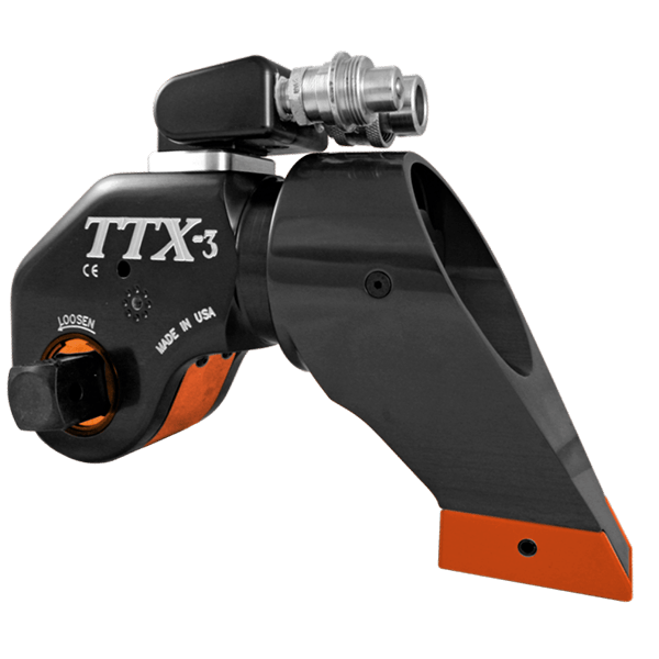 Гидравлические торцевые гайковерты TORC 168-40200 Nm