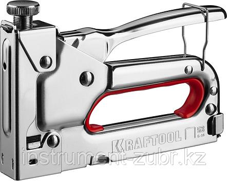 Степлер для скоб тип 53 (6-14 мм), KRAFTOOL, фото 2