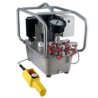 Гидравлический насос HYFLOW 115V/230V/380V