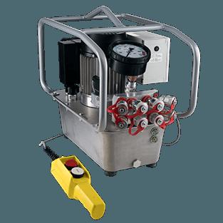 Гидравлический насос TORC HYFLOW 115V/230V/380V