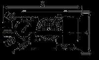 Гидравлический насос TORC HYFLOW 115V/230V/380V, фото 3