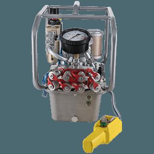 Гидравлический насос TORC HYFLOW AIR
