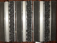 Придверная решетка Резина+Ворс+Скребок, фото 1