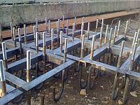 Скобы стальные для крепления элементов ж/б колодцев канализационных, водопроводных и газопроводных сетей, фото 1