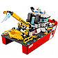 Lego City 60109 - Пожарный катер Лего Сити, фото 7