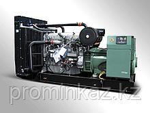 Генератор дизельный LG80,  LEEGA - 64 кВт открытый тип с АВР