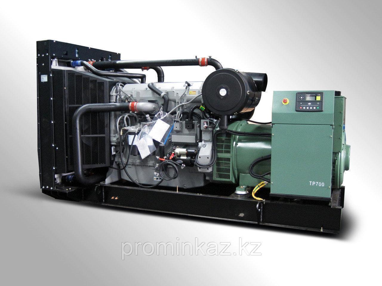 Генератор дизельный LG275, LEEGA - 220 кВт открытый тип с АВР