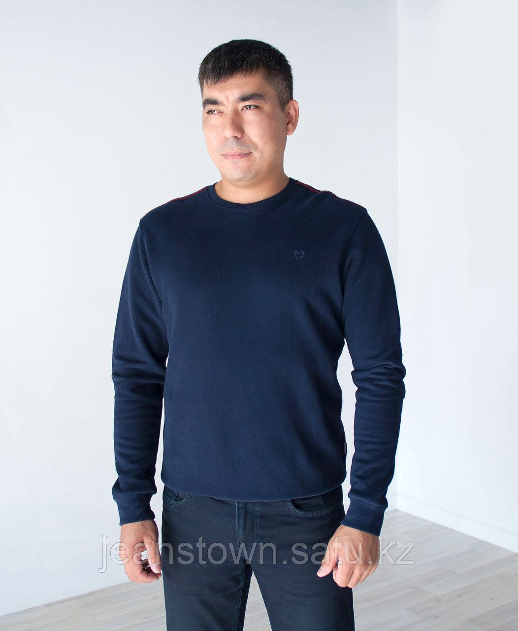Кофта мужская Caporicco синяя