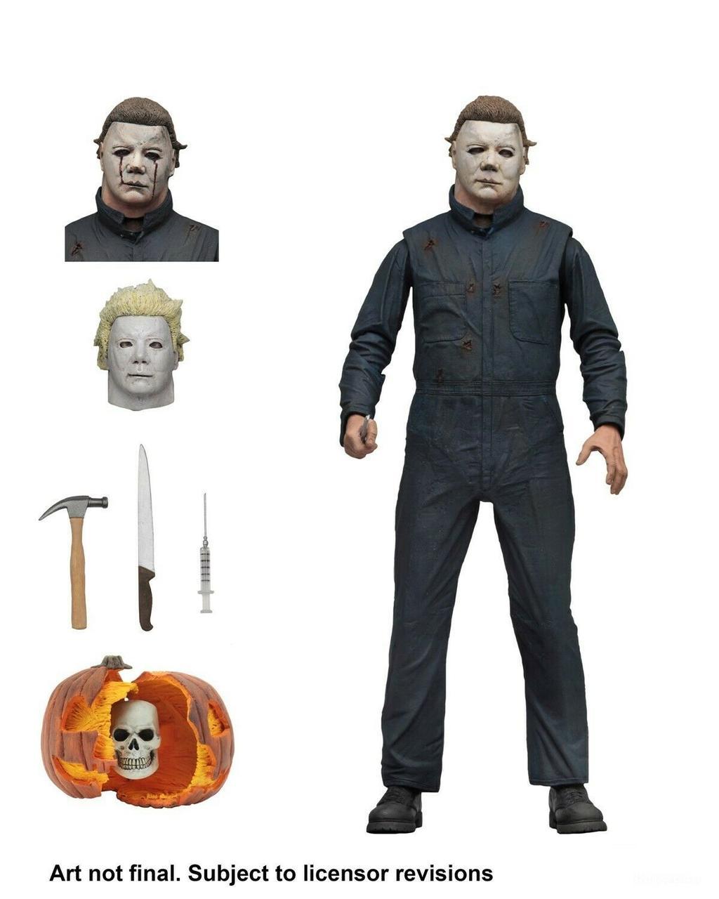 "Neca ""Хэллоуин 2 (1981 год)"" Фигурка Майкл «Майк» Майерс (Ultimate)"