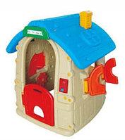 """Детский игровой домик """"Дачный домик"""" (126х120х150 см)"""