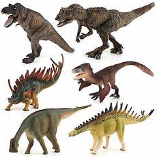 Драконы и динозавры - игрушки