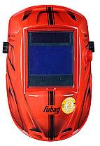 "Маска сварщика ""Хамелеон"", ULTIMA 5-13 Visor Red, зона обзора 100 мм х 67 мм., фото 3"