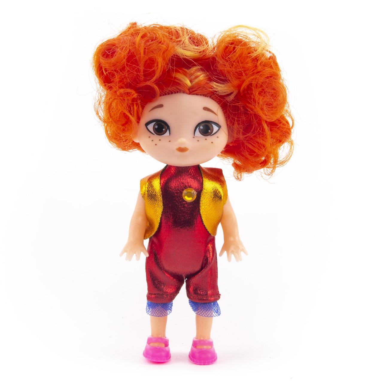 Сказочный патруль - Мини-Кукла Алёнка, 10 см.