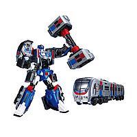 Tobot Робот-трансформер Тобот Атлон Метрон S3