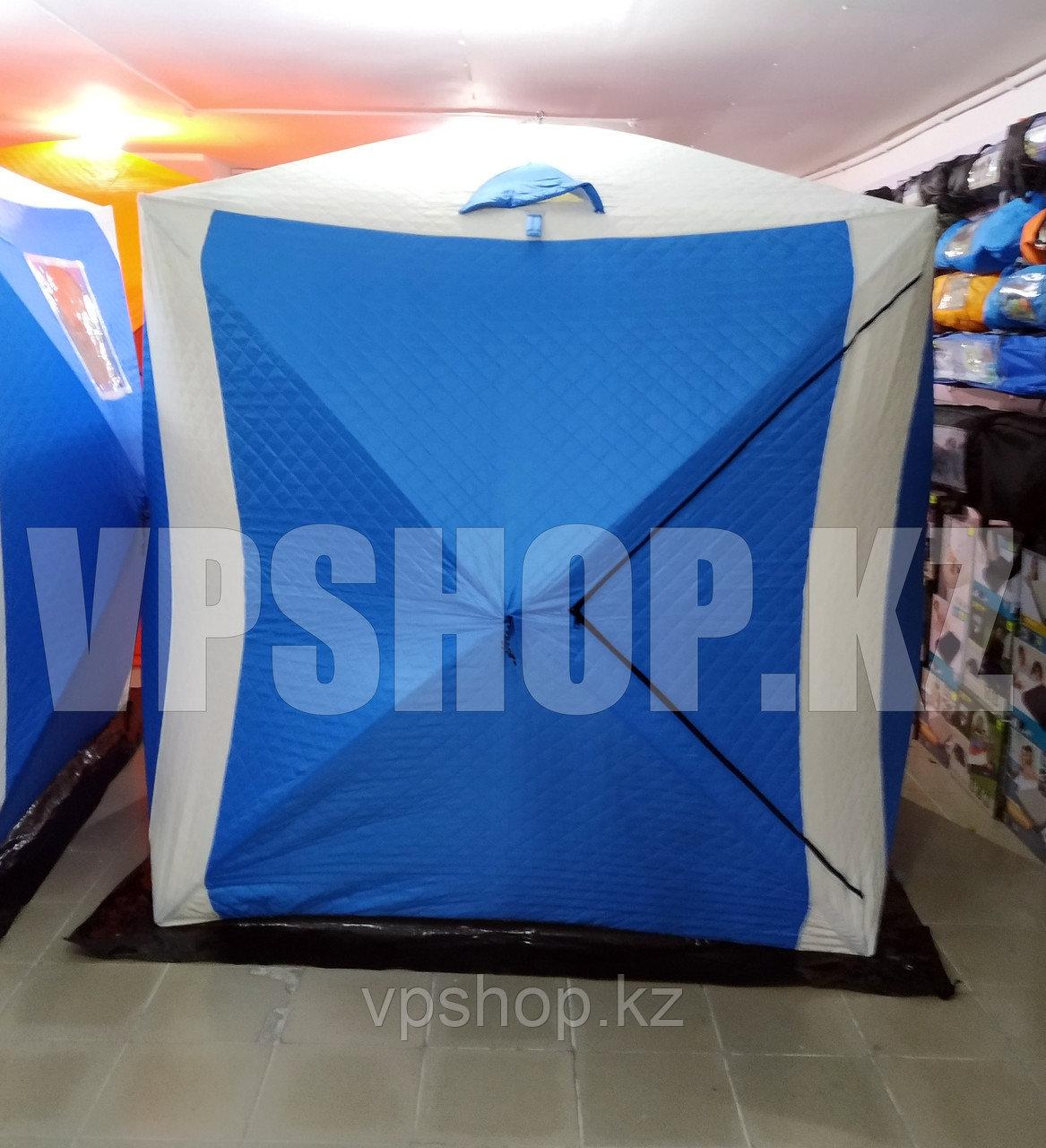 КУБ палатка утепленная 180х180 с синтепоном, доставка