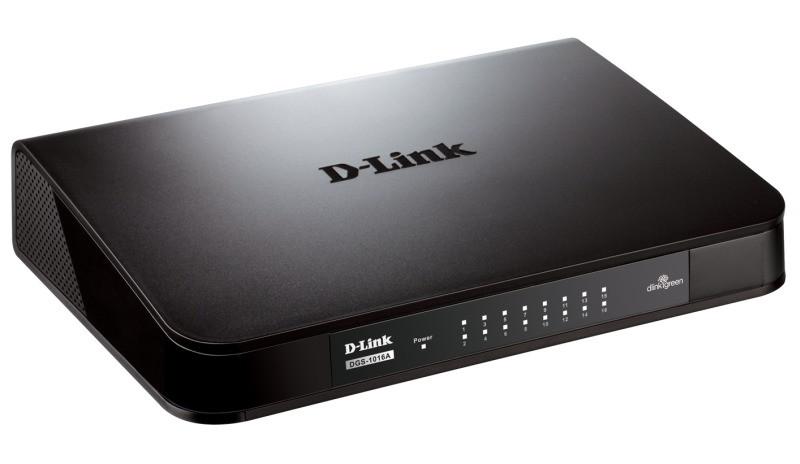 Коммутатор D-Link DGS-1016A/B1B