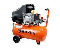 Компрессор КМП-230/24 Вихрь (кВт 1,6) (л/мин 230) (Бак 24 л)