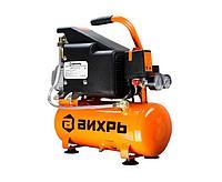 Компрессор КМП-210/10 Вихрь (кВт 1,6) (л/мин 210) (Бак 10 л)