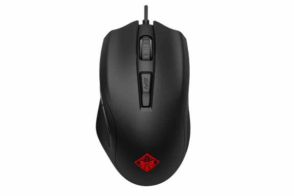 Игровая мышь HP Omen 400, Black, USB
