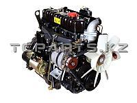 Двигатель 4D26 / QC490Q (DI) в сборе первой комплектации