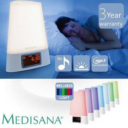 Световой будильник MEDISANA WL-450(Германия), фото 2