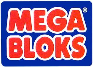 Mega Bloks конструкторы для малышей