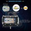 Фары дополнительного света светодиодные 127 мм / 72W - T4, фото 3