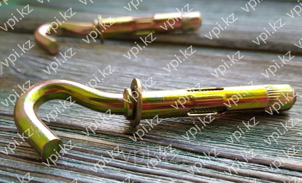 Анкерный болт с крюком, 8*60мм