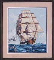 """Набор для вышивания крестом """"Морское путешествие"""""""