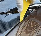 Ракель треугольный желтый, фото 4