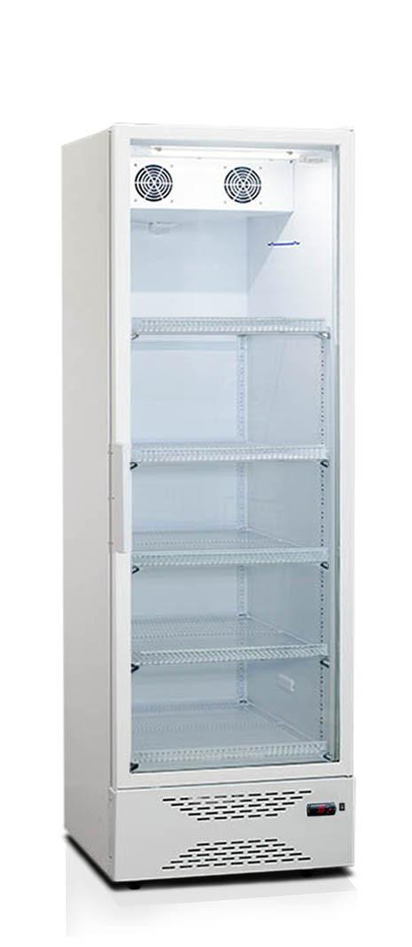 Шкаф - витрина Бирюса 460DNQ